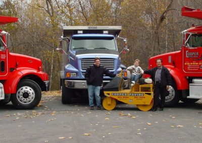 Cooper Paving Inc. - Our Team