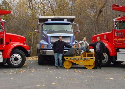 Cooper Paving Inc. - Our Team